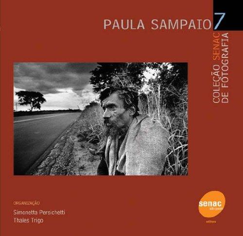 Paula Sampaio, livro de Thales Trigo
