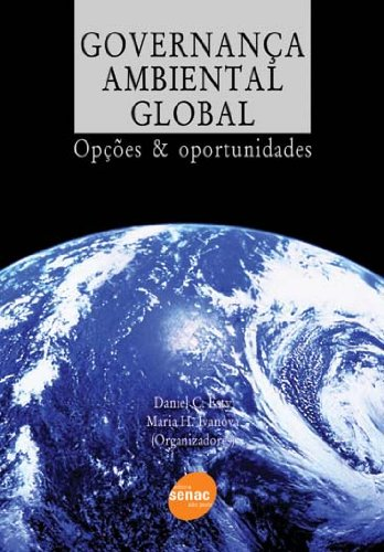 Governança Ambiental Global, livro de Maria Ivanova
