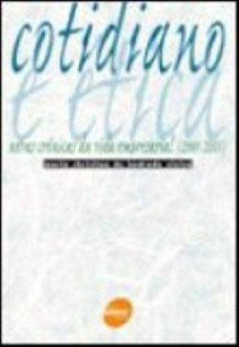 Cotidiano E Etica. Novas Cronicas Da Vida Empresarial. 2001/2005, livro de Maria Christina de Andrade Vieira