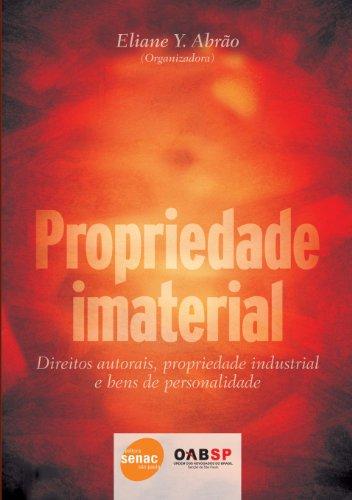 Propriedade Imaterial, livro de Eliane Abrão