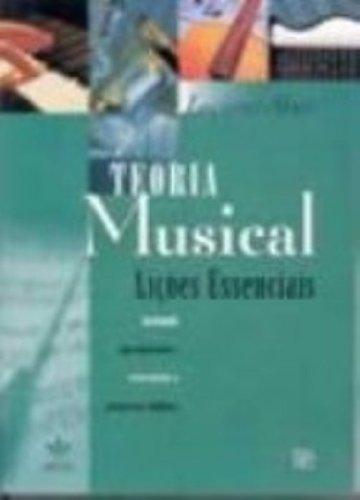 TEORIA MUSICAL, livro de Luciano Alves