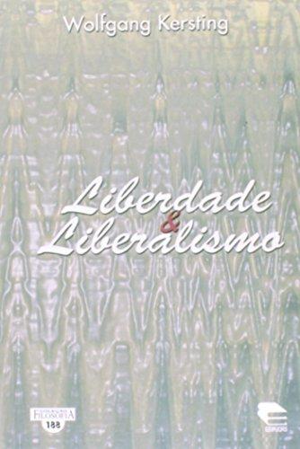 Liberdade e liberalismo, livro de Wolfgang Kersting