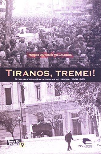 Tiranos, tremei!, livro de Marco Antôno Villalobos