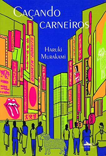 CAÇANDO CARNEIROS , livro de Haruki Murakami