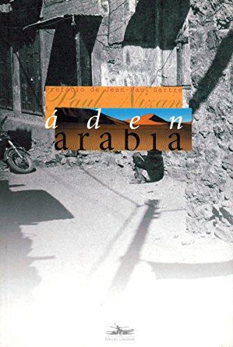 ÁDEN, ARÁBIA, livro de Paul Nizan