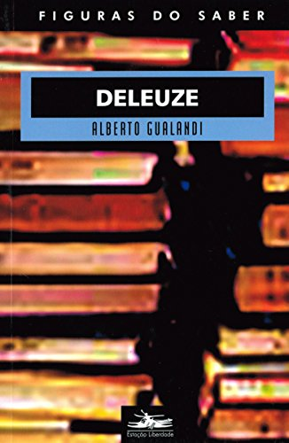 Deleuze, livro de Alberto Gualandi