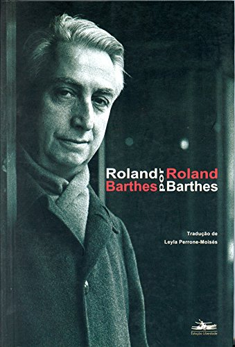 ROLAND BARTHES, livro de Roland Barthes