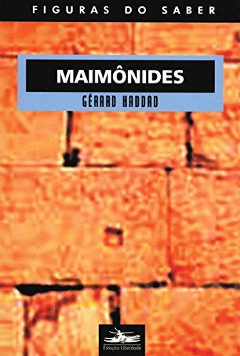 Maimônides, livro de Gerard Haddad