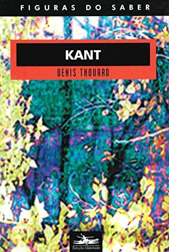 Kant, livro de Denis Thouard