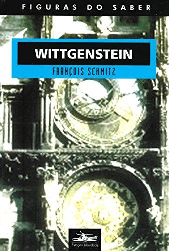Wittgenstein, livro de François Schmitz