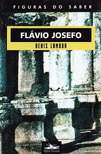 Flávio Josefo, livro de Denis Lamour