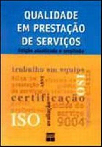 Qualidade Em Prestação De Servicos, livro de Vários Autores