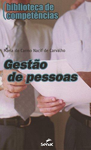 Gestão De Pessoas, livro de Maria Carvalho