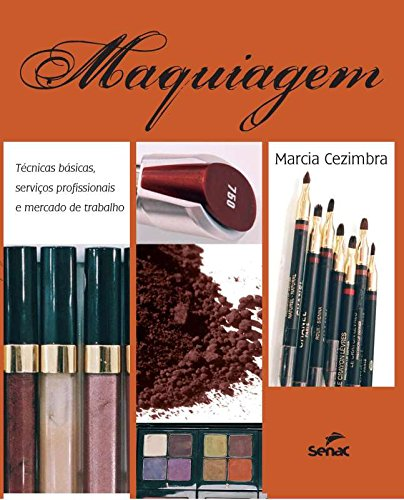 Maquiagem, livro de Marcia Cezimbra