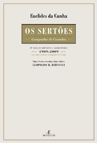 Os Sertões – Campanha de Canudos, livro de Euclides da Cunha