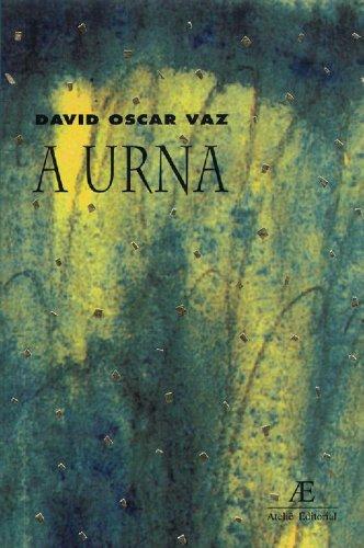 A Urna, livro de David Oscar Vaz