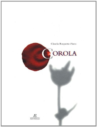 Corola, livro de Cláudia Roquette-Pinto