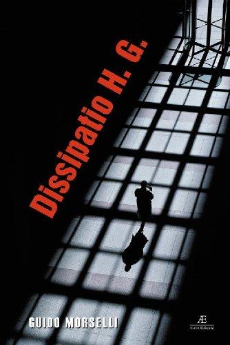 Dissipatio H.G. – O Fim do Gênero Humano, livro de Guido Morselli