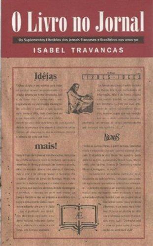 O Livro no Jornal, livro de Isabel Travancas