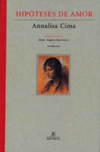 Hipóteses de Amor, livro de Annalisa Cimma