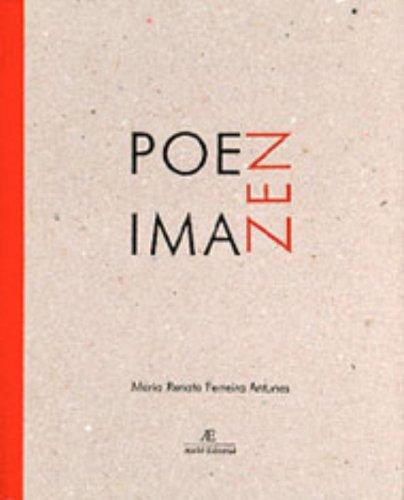 Poezen Imazen, livro de Maria Renata Antunes
