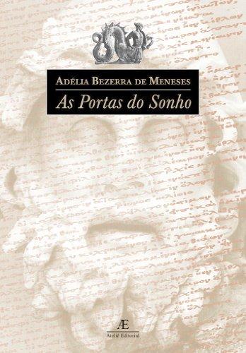 As Portas do Sonho, livro de Adélia Bezerra de Meneses