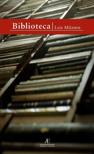 Biblioteca, livro de Luís Milanesi