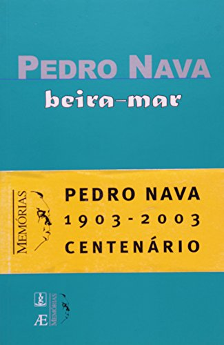 Beira-Mar, livro de Pedro Nava