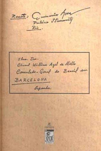 Cartas a William Agel de Mello, livro de João Guimarães Rosa