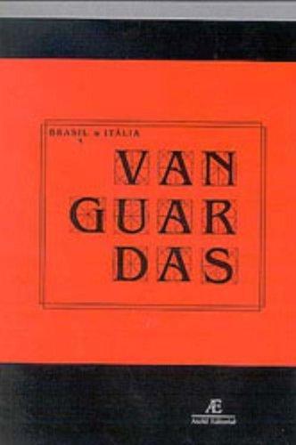 Vanguardas: Brasil e Itália, livro de Lúcia Wataghin (Org.)