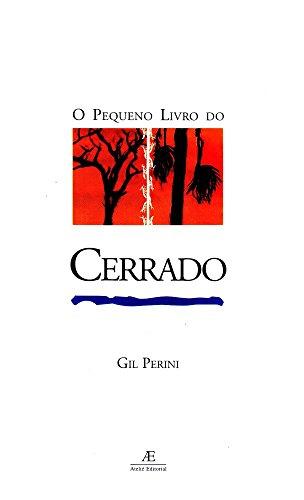 O Pequeno Livro do Cerrado, livro de Gil Perini