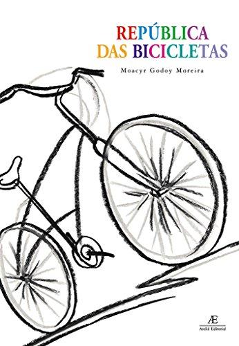República das Bicicletas, livro de Moacyr Godoy Moreira
