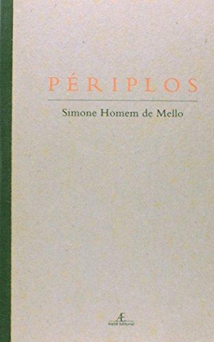 Périplos, livro de Simone Homem de Mello