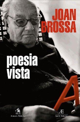 Poesia Vista, livro de Joan Brossa