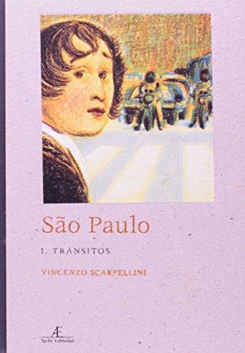 São Paulo: Trânsitos, livro de Vincenzo Scarpellini