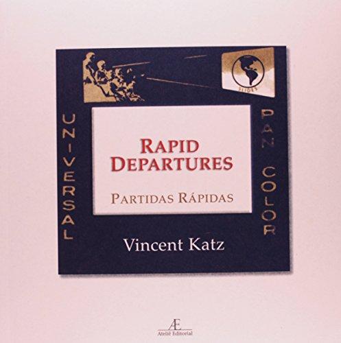 Rapid Departures, livro de Vincent Katz