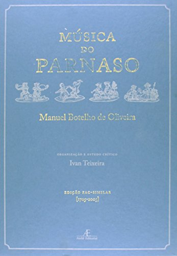 Música do Parnaso, livro de Manuel Botelho de Oliveira