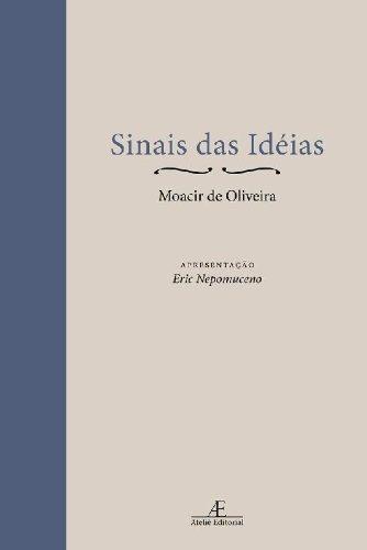 Sinais das Idéias, livro de Moacir Ferreira de Oliveira