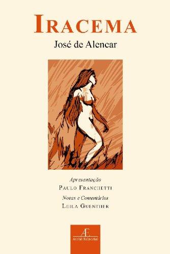 Iracema - Lenda do Ceará, livro de José de Alencar