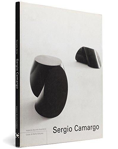 Sergio Camargo, livro de Ronaldo Brito