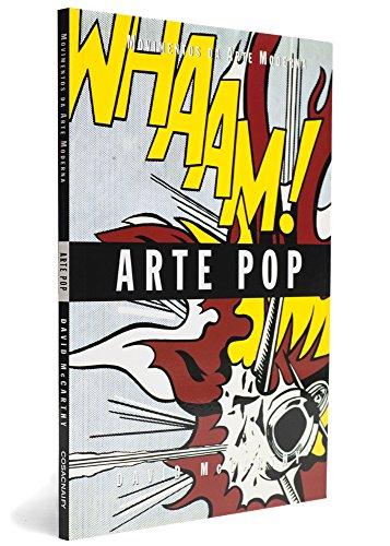 Arte pop, livro de David McCarthy
