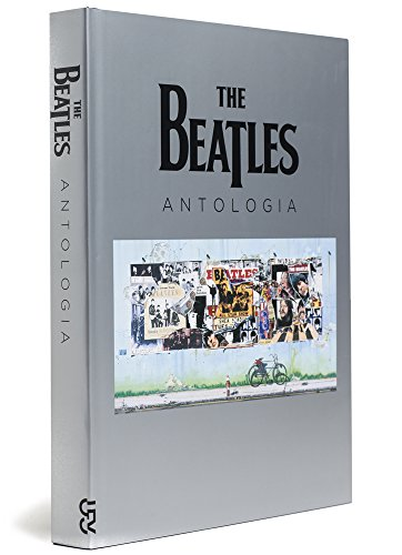 The Beatles - antologia, livro de Paul McCartney, George Harrison, Ringo Starr, John Lennon, Brian Roylance e outros