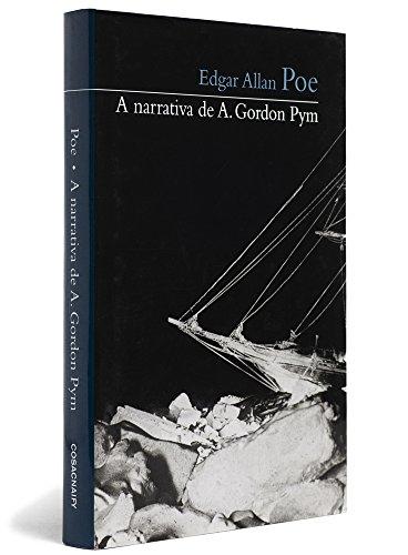 A narrativa de A. Gordon Pym, livro de Edgar Allan Poe