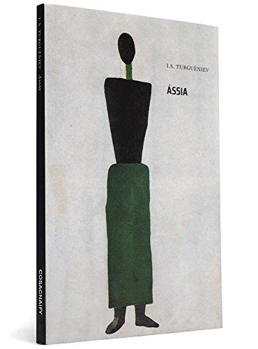 Ássia, livro de I.S. Turguêniev