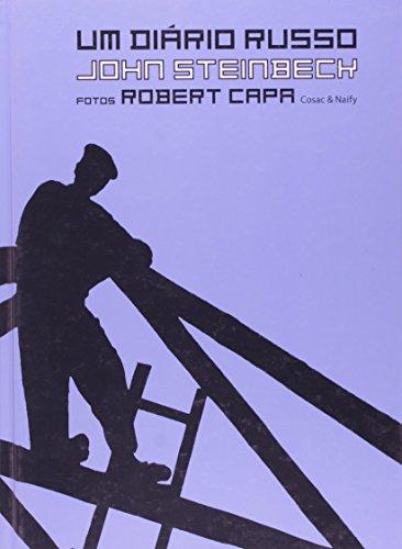 Um Diário Russo, livro de John Steinbeck, Robert Capa