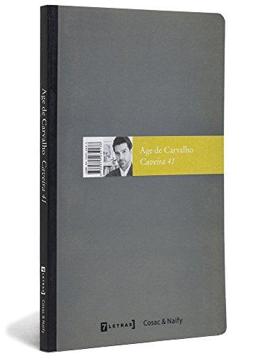 Caveira 41, livro de Age de Carvalho