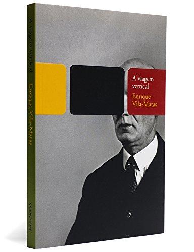 A viagem vertical, livro de Enrique Vila-Matas