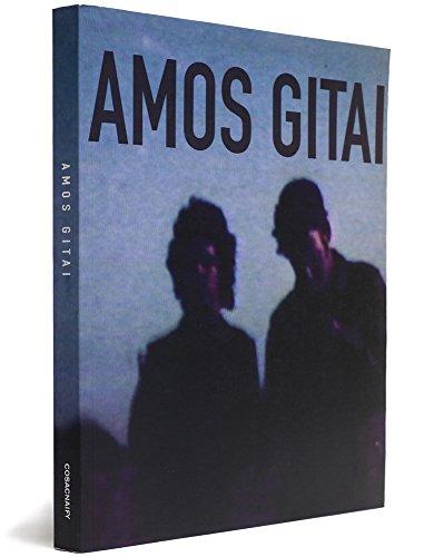Amos Gitai, livro de Amos Gitai e Serge Toubiana