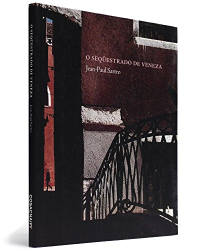 O seqüestrado de Veneza, livro de Jean-Paul Sartre