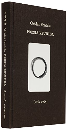 Poesia reunida [1969-1996], livro de Orides Fontela